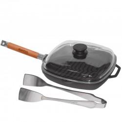Сковорода-гриль (260 мм) 1026С