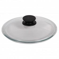 "Крышка стеклянная низкая для посуды ""Биол"" (240мм)"