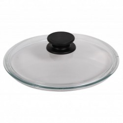 "Крышка стеклянная низкая для посуды ""Биол"" (200мм)"