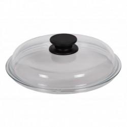 """Крышка стеклянная высокая для посуды """"Биол"""" (260мм)"""