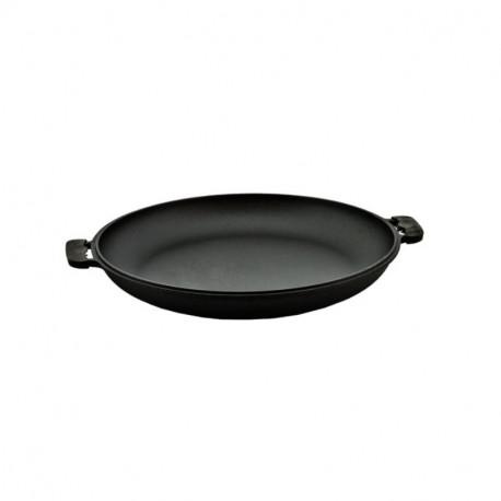 Крышка-сковорода чугунная 45 см
